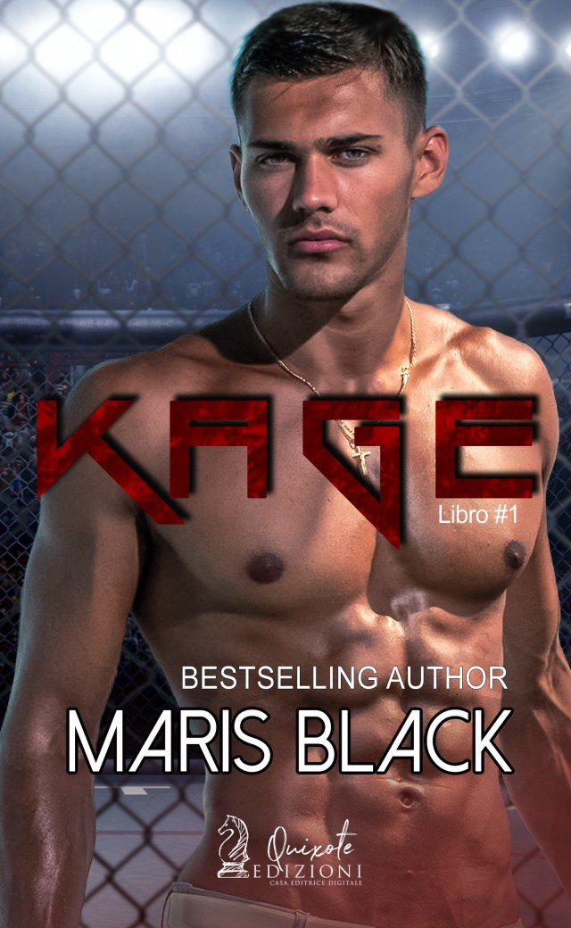 KAGE Book Cover