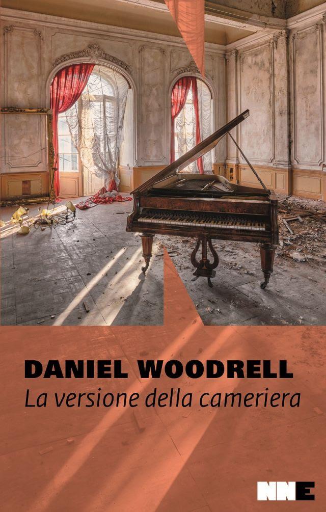 LA VERSIONE DELLA CAMERIERA Book Cover