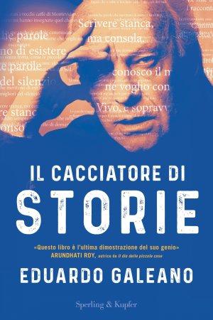IL CACCIATORE DI STORIE Book Cover