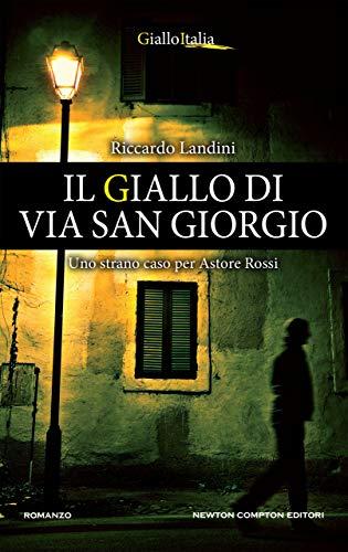 Il giallo di Via San Giorgio Book Cover