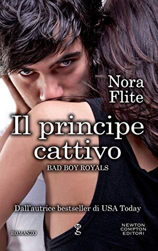 IL PRINCIPE CATTIVO Book Cover