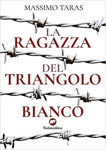 LA RAGAZZA DEL TRIANGOLO BIANCO Book Cover