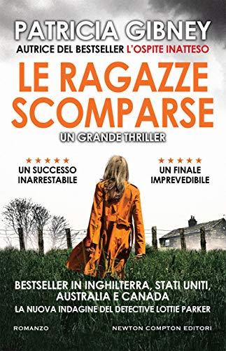 LE RAGAZZE SCOMPARSE Book Cover
