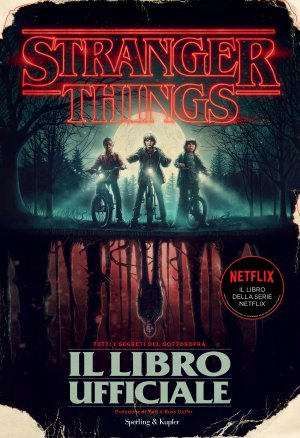 STRANGER THINGS Book Cover