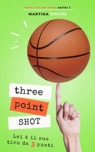 THREE POINT SHOT Book Cover
