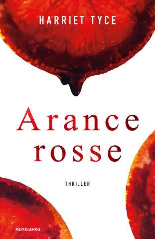 Arance Rosse Book Cover