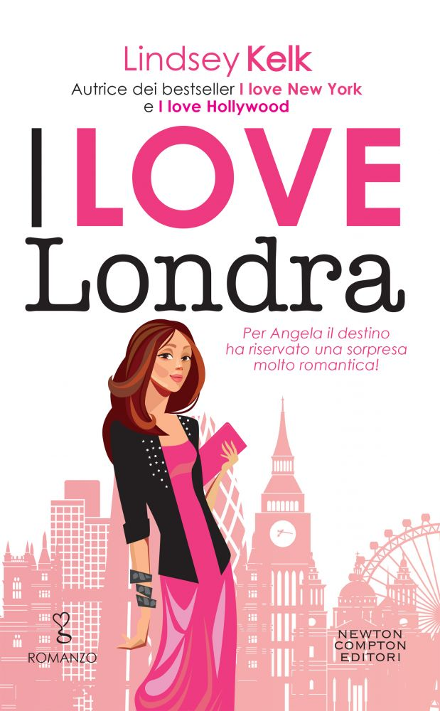 I love Londra Book Cover