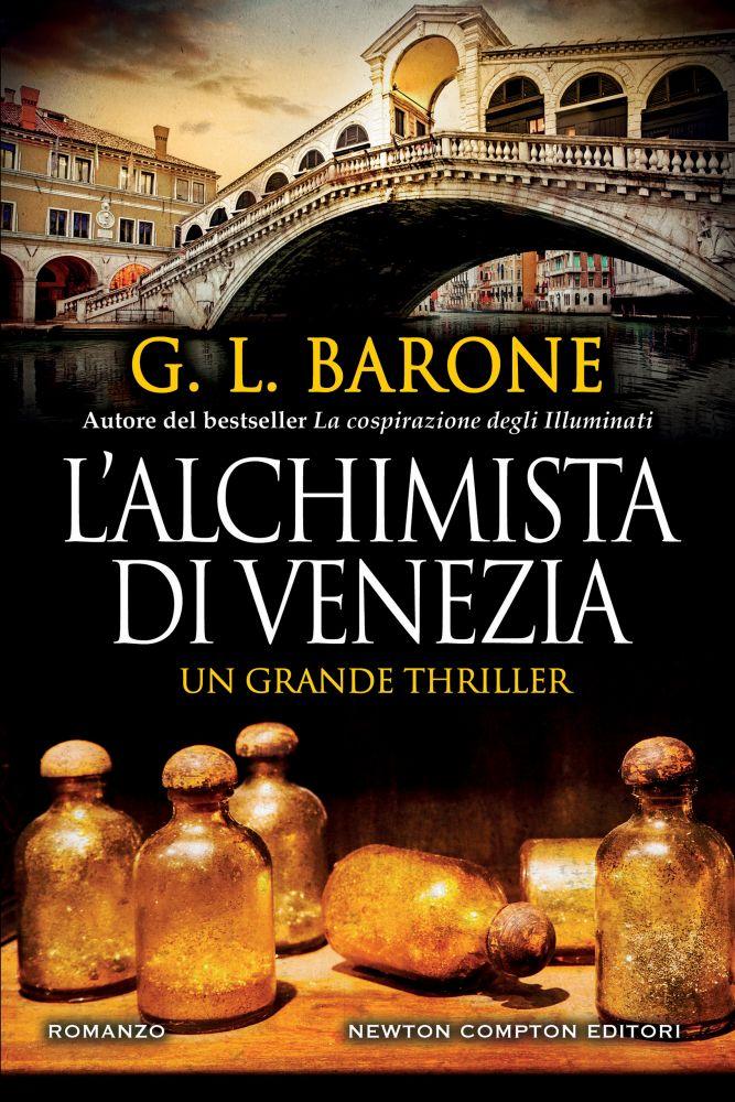 L'alchimista di Venezia Book Cover