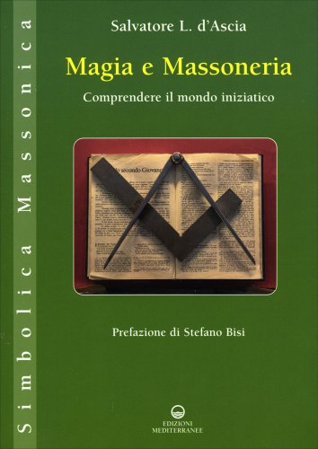 Magia e Massoneria Book Cover