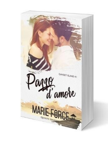 Pazzo d'amore Book Cover