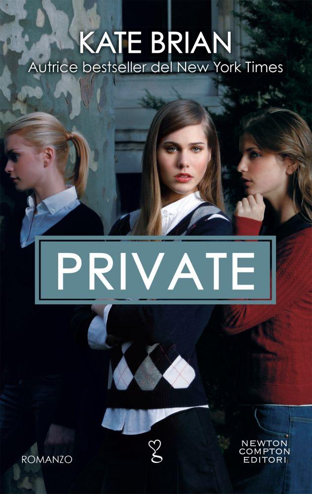 Private Book Cover