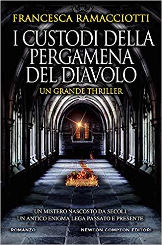 I custodi della pergamena del diavolo Book Cover