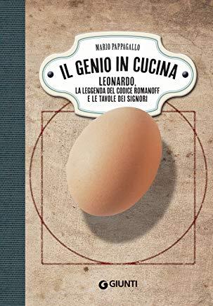 Il genio in cucina Book Cover
