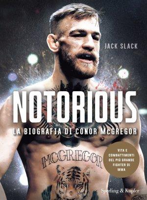 Notorius, la biografia di Conor Mc Gregor Book Cover