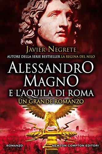 ALESSANDRO MAGNO E L'AQUILA DI ROMA Book Cover