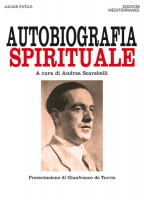 Autobiografia spirituale Book Cover