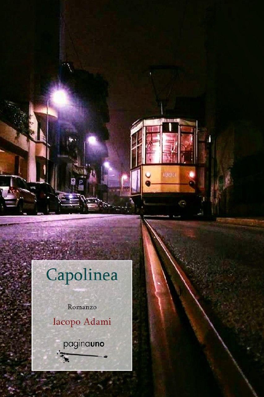 Capolinea Book Cover