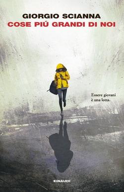 COSE PIU' GRANDI DI NOI Book Cover