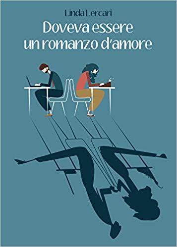 DOVEVA ESSERE UN ROMANZO D'AMORE Book Cover
