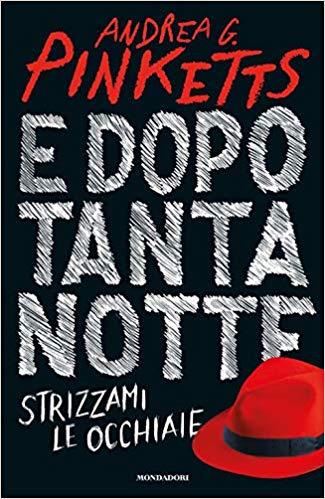 E DOPO TANTA NOTTE, STRIZZAMI LE OCCHIAIE Book Cover