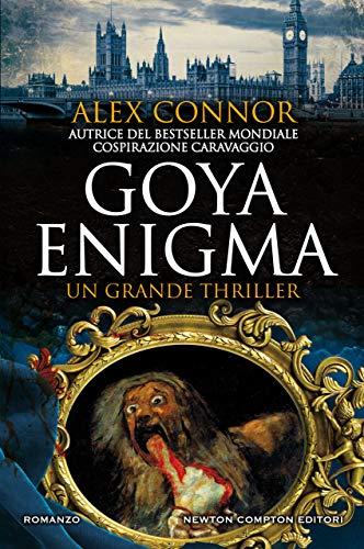 GOYA ENIGMA Book Cover