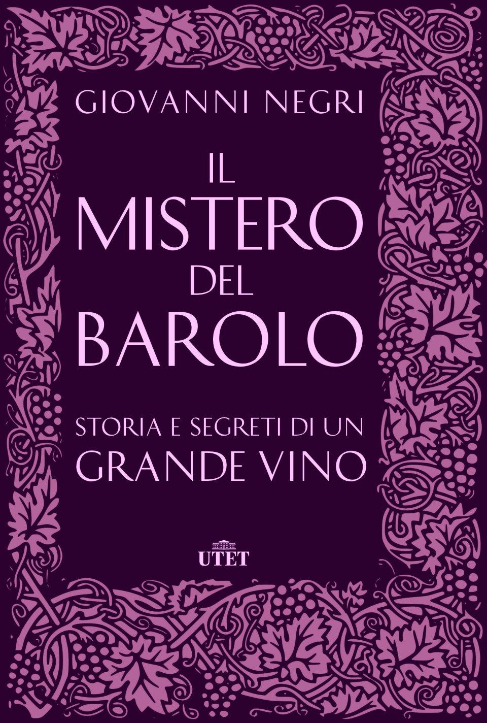 IL MISTERO DEL BAROLO Book Cover