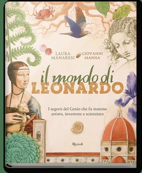 IL MONDO DI LEONARDO Book Cover