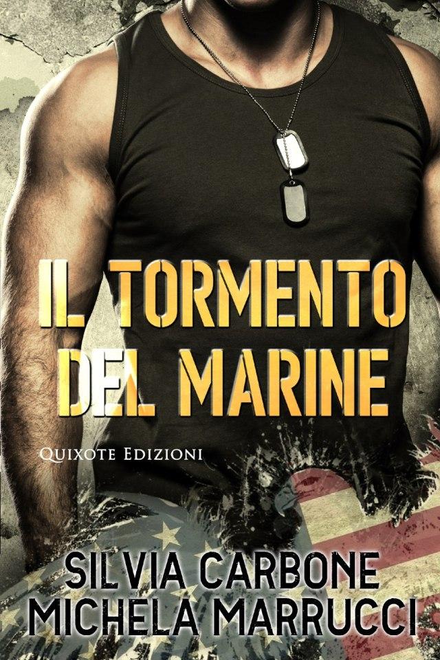IL TORMENTO DEL MARINE Book Cover
