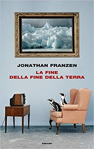 LA FINE DELLA FINE DELLA TERRA Book Cover
