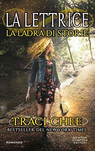 LA LETTRICE. LA LADRA DI STORIE Book Cover