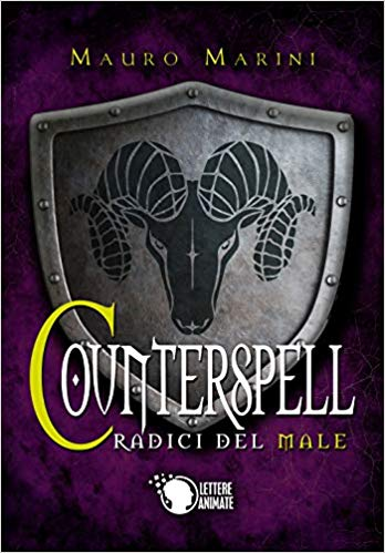 LE RADICI DEL MALE. COUNTERSPELL Book Cover