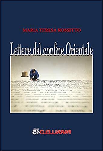 LETTERE DAL CONFINE ORIENTALE Book Cover