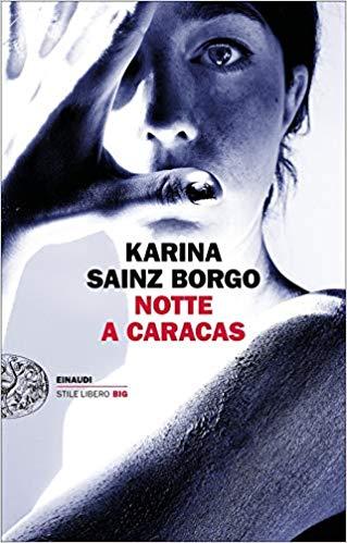 NOTTE A CARACAS Book Cover