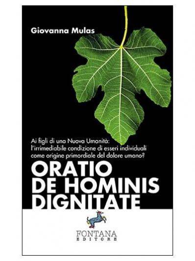ORATIO DE HOMINIS DIGNITATE Book Cover