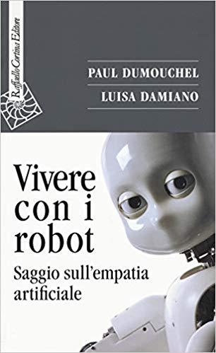Vivere con i robot Book Cover