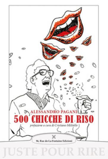 500 CHICCHE DI RISO Book Cover