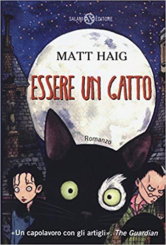 Essere un gatto Book Cover