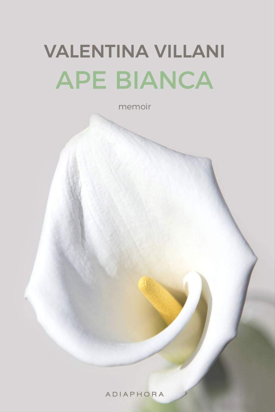 APE BIANCA Book Cover