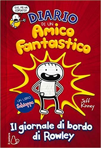 DIARIO DI UN AMICO FANTASTICO Book Cover