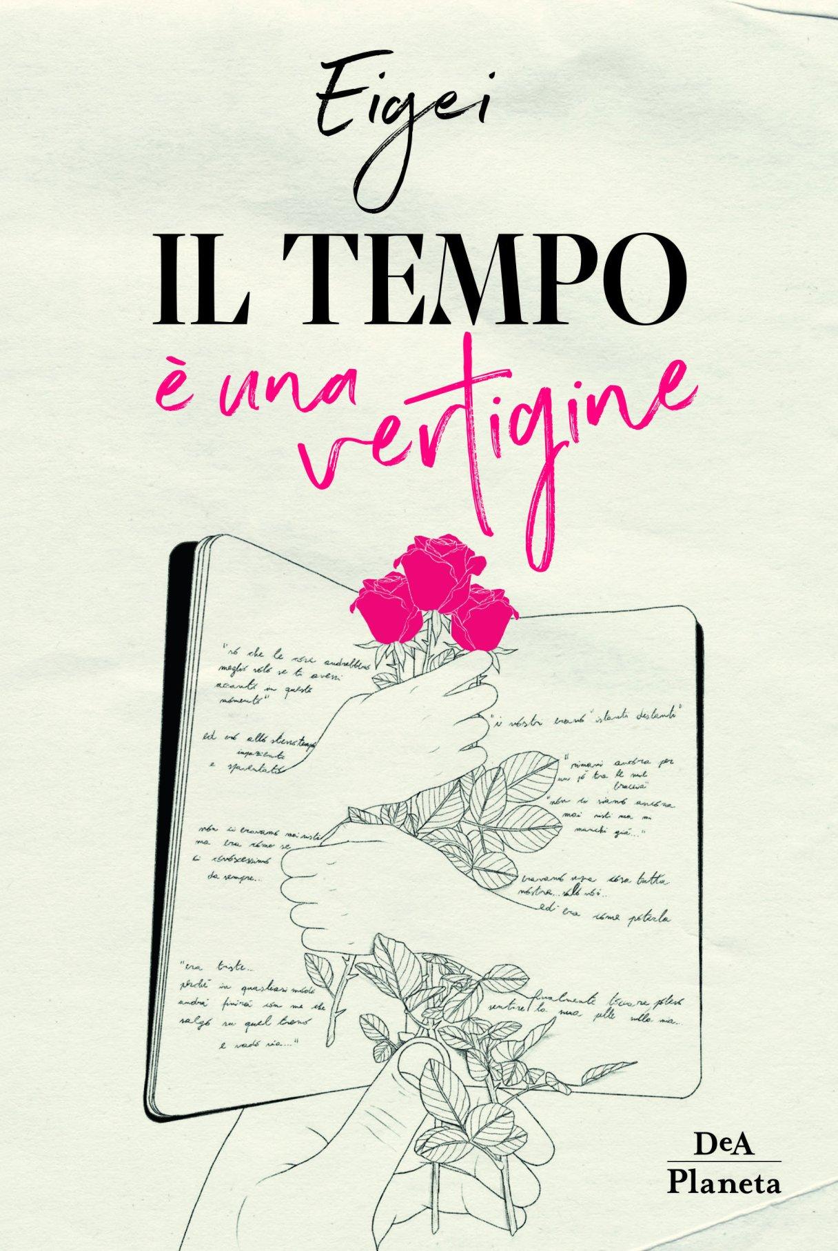 IL TEMPO E' UNA VERTIGINE Book Cover