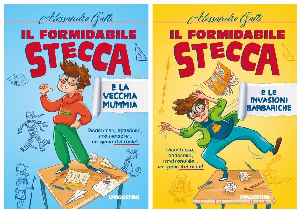 IL FORMIDABILE STECCA Book Cover