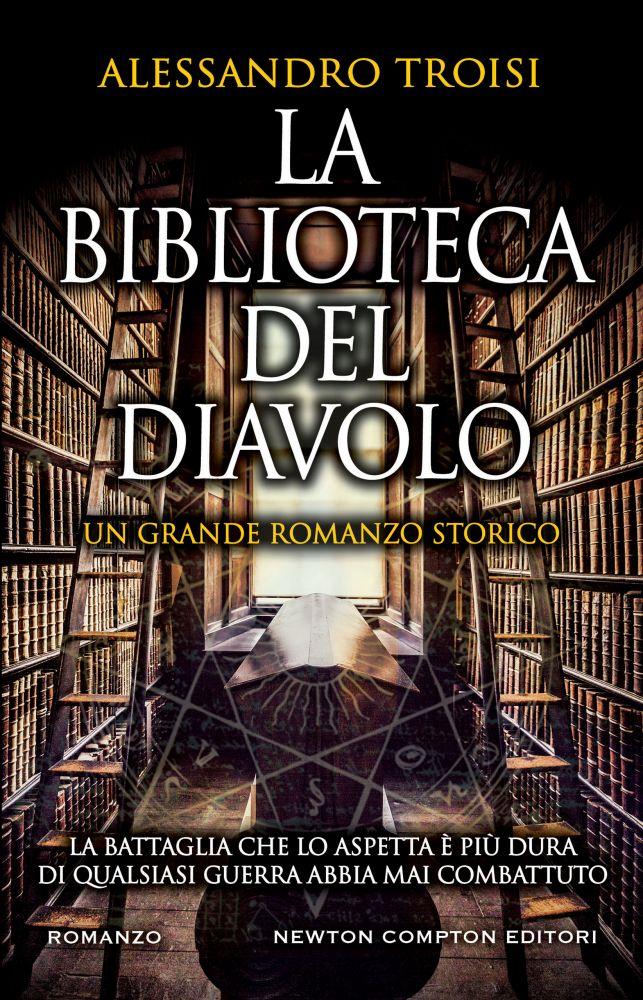 LA BIBLIOTECA DEL DIAVOLO Book Cover