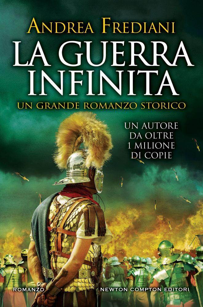 LA GUERRA INFINITA Book Cover