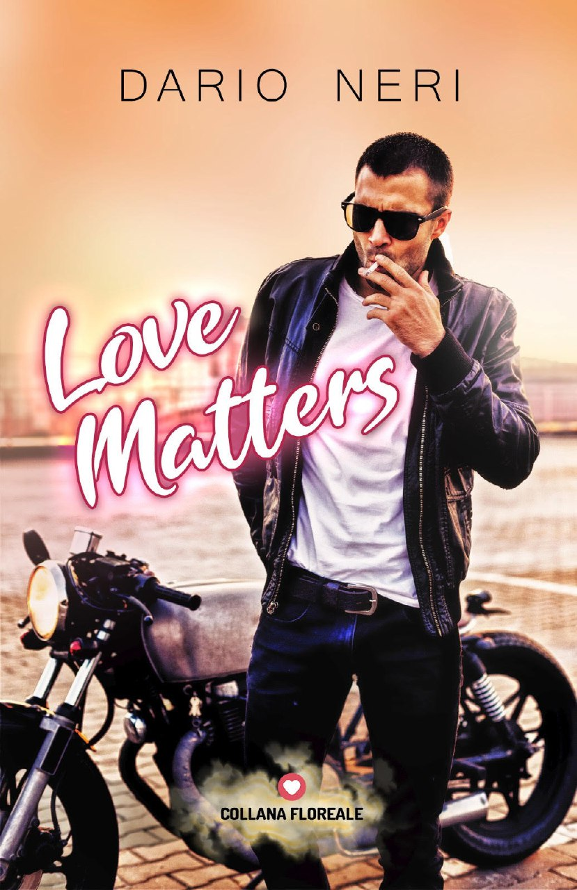 LOVE MATTERS Book Cover