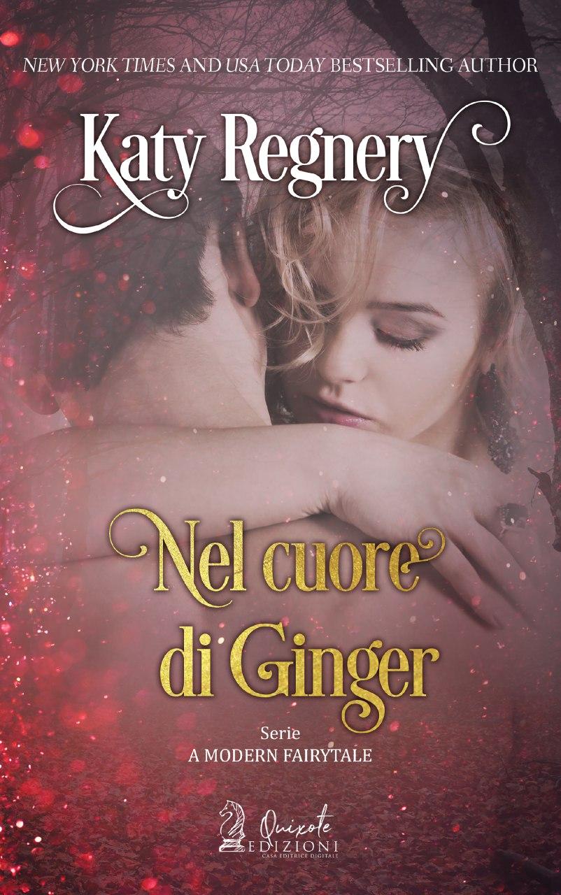 NEL CUORE DI GINGER Book Cover