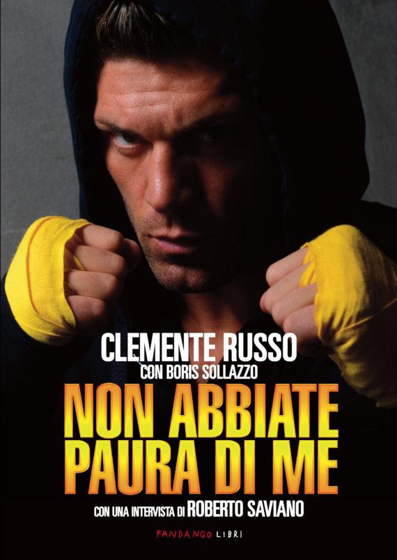 NON ABBIATE PAURA DI ME Book Cover