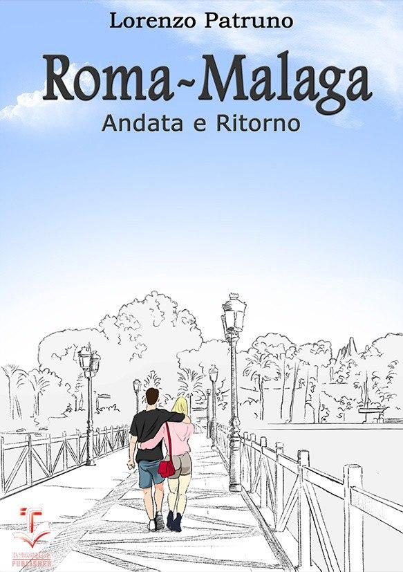ROMA-MALAGA Andata e Ritorno Book Cover