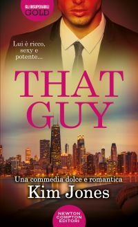 THAT GUY Book Cover