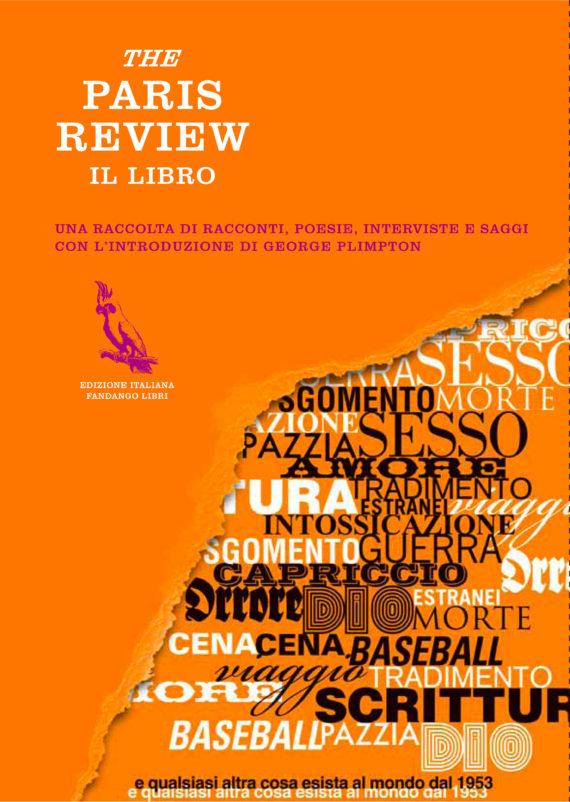 THE PARIS REVIEW Book Cover