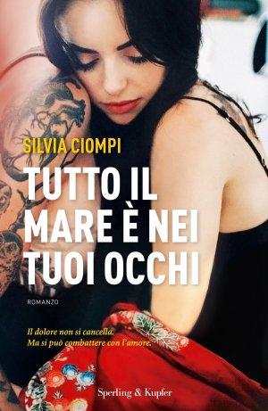 TUTTO IL MARE E' NEI TUOI OCCHI Book Cover